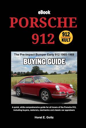 Porsche 912 Buch Ratgeber - eBook - Autor Horst E. Goltz