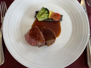 防虫網フード更新作業