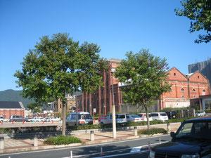 門司駅前のサッポロビール跡