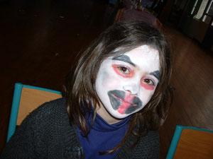 anniversaire maquillage