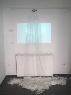 Schleierhaft Installation 2012