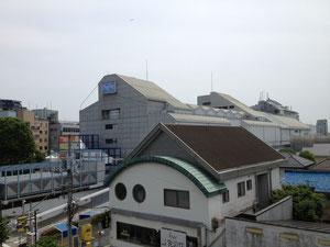 本川越駅が目の前!