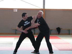 Christophe( à gauche) & Rémi Letterie ( à droite)