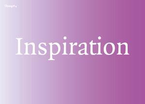 Übung #4 Inspiration