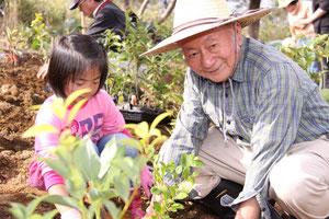 宮脇 昭先生 4千万本の木を植えた男 植物生態学者