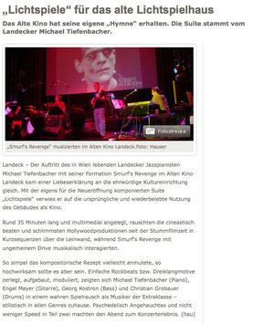 Tiroler Tageszeitung 28.9.2010