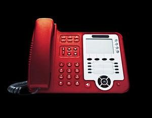 Telefon i interkom