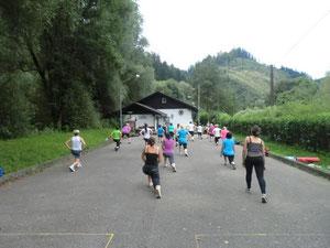 Sommerfit in Kapfenberg 2012