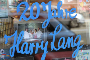 20 Jahre Metzgerei Harry Lang
