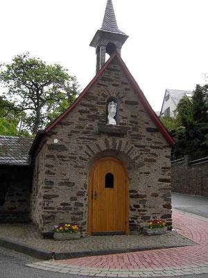 Die Vierzehn-Nothelfer-Kapelle (neue Tür 2009)
