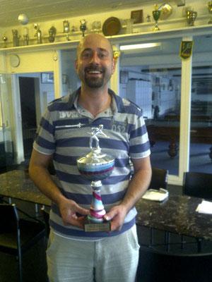 Clubmeister 2012: Behzat Cetin.