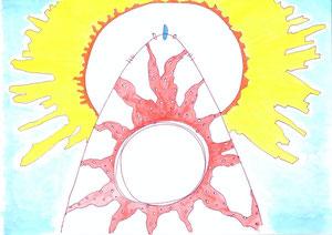 太陽と個 2013.5.6