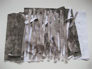 Schichtung 77 x 117 cm
