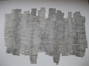 Schichtung 120 x 170 cm