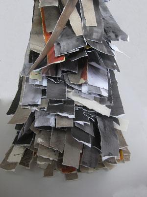 Teilansicht Schichtung 50 x 107 x 35 cm