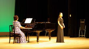 ピアノも素晴らしかったです