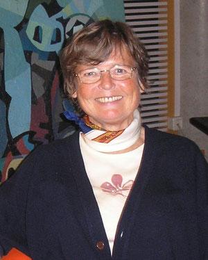 Elisabeth Vietzke, 1. Vorsitzende seit Dezember 2003