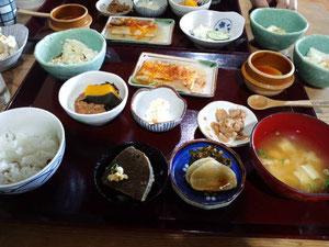 豆腐コース