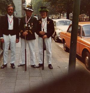 Volker und Herbert 1975