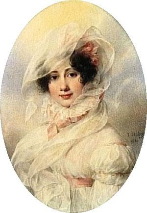 エカテリーナ・パヴロヴナ・バグラチオン侯爵夫人