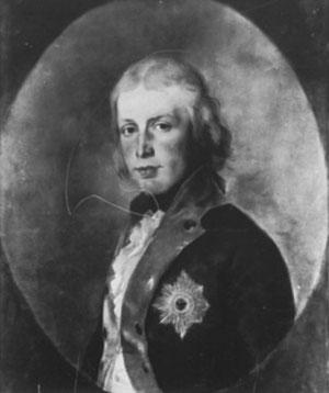 プロイセン王太子フリードリヒ・ヴィルヘルム(アンリエット・フェリシテ・タサエール)