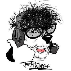 Diseñador gráfico, ilustrador y dibujante sobre radioafición de EE. UU. Muy recomendable visitar su web y disfrutar con su sentido del humor.