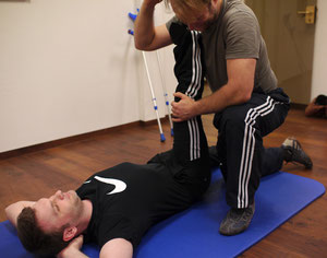 Physiotherapie - Duisburg - Nervenmobilisation