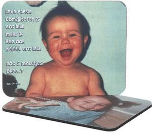Mousepads mit Ihrem Foto oder Logo