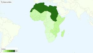 Afrique - 26 Pays