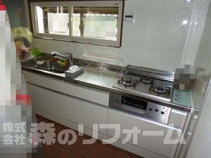 松戸市水まわりキッチンリフォーム、内窓リフォーム後