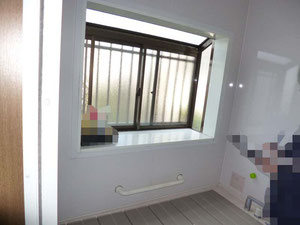 松戸市 水まわり浴室内窓リフォーム前