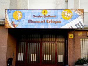 Centro Cultural Manuel Estepa.