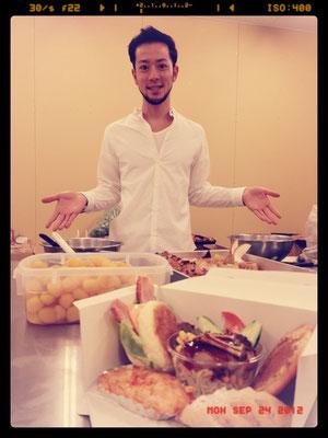 本日のオフショット☆Susuphotoパン教室を始めましたwww