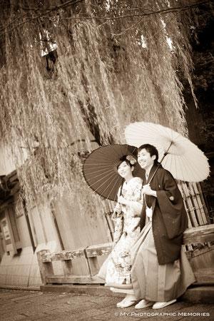 続いて祇園にも撮影に行きました☆