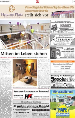 Rundschau, 11.02.2012 Seite 1