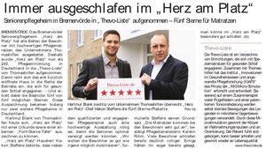 Bremervörder Zeitung 24.02.12