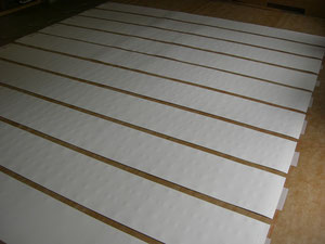 0.4mmの床暖房シート
