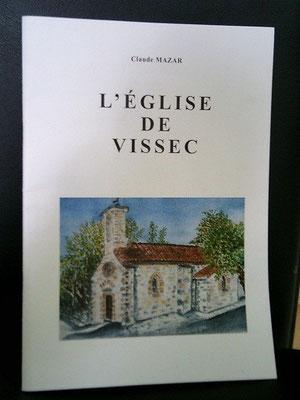 L'Eglise de Vissec