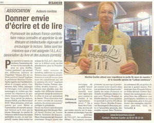 ALAC Presse bisontine ICL correcteur