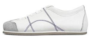 Sneadoxx 1962 White Blue Sneaker