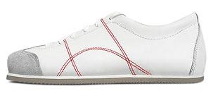Sneadoxx 1962 White Red Sneaker