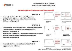 Nota esplicativa 30707/2009