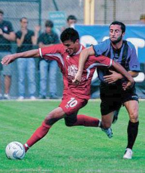 Siciliano sull'attaccante Benitez