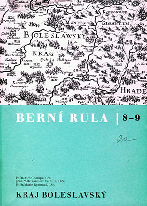 Berni rula Titelseite Bd. 8-9