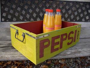 PEPSI-Kiste