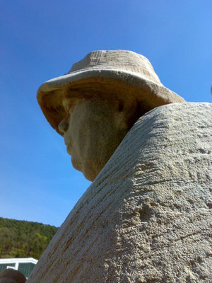 Das Jakob-Weber-Denkmal