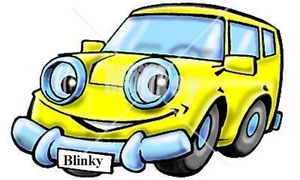 Blinky Kurier