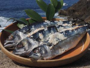 麹と鯖が生み出す 自然な甘みと旨み