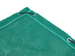 Bâche Filet qualité lourde mailles de 9 mm2