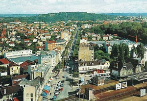 Avenue de la résistance (ex bd de la Gare)